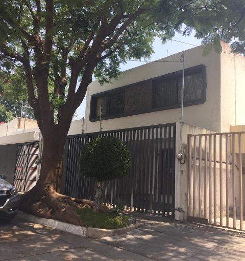 Venta de Casas en Chapalita, Guadalajara
